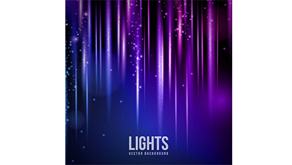 Link toCreative light effect background vector material