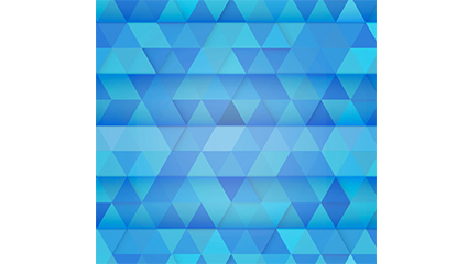 Link toBlue triangle mosaic background vector material