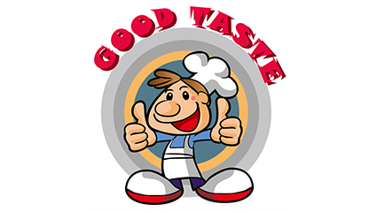 Link toCartoon chef logo vector material