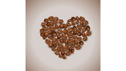 Link toVector love beans combination