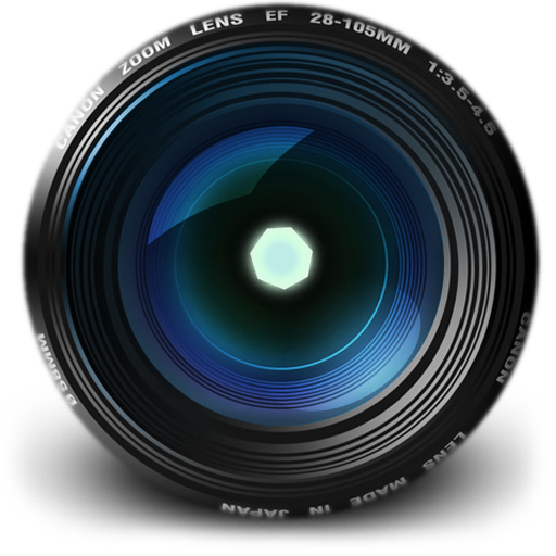 Series Of Large Photographic Equipment Icon Png Download
