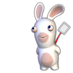 3d Rayman Raving Rabbids Icon Png Download Free Vector Psd