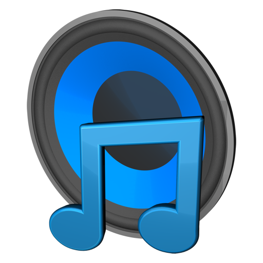 Blue-grey horn theme music icon png Download Free Vector ...