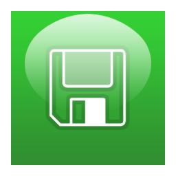 Save Icon Transparent Background