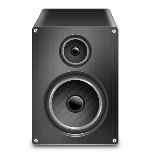Computer speaker icon png Download Free Vector,PSD,FLASH ...