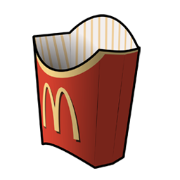 mcdonald s fries  puter icon png download free vector