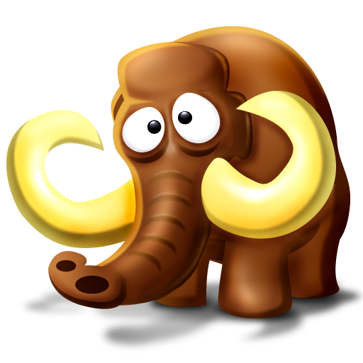 Cute Elephant Icon Png Download Free Vector,PSD,FLASH,JPG