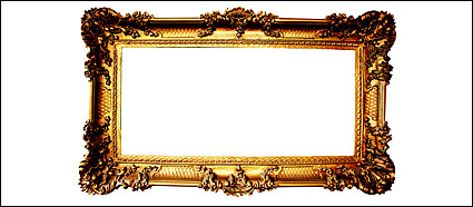 Gold Continental Photo Frame Download Free Vector Psd