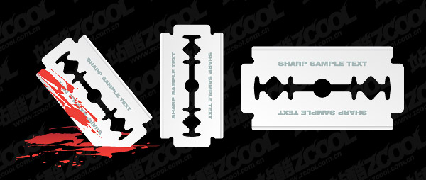 Vector Sharp Blade Material Download Free Vector,PSD,FLASH