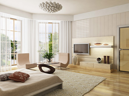 Beautiful Houses Interior on Beautiful Home Interior Picture Material 1 Download Free Vector Psd
