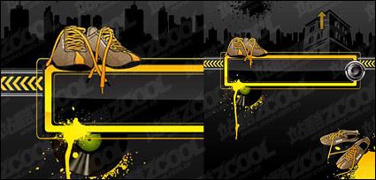 Link toVector shoes subject material