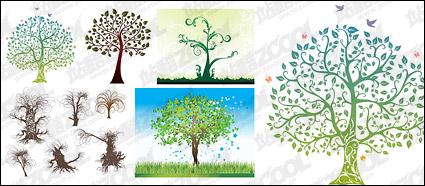 Link toTrees pattern vector