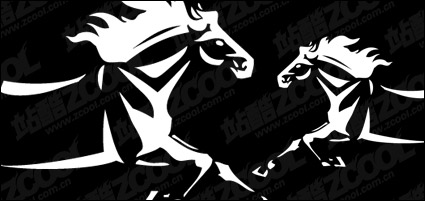 Link toVector horses material