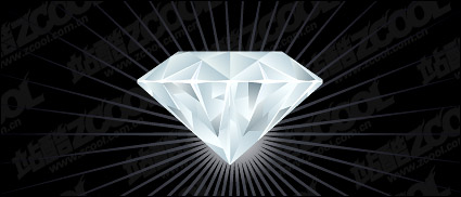Link toVector exquisite diamond material