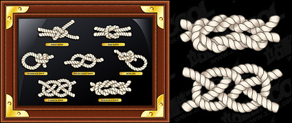 Link toVector rope and frame material