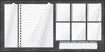 Link toNotepad paper material