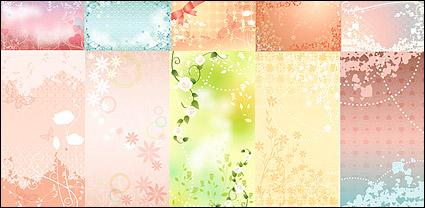 Link toDream wedding vector background material