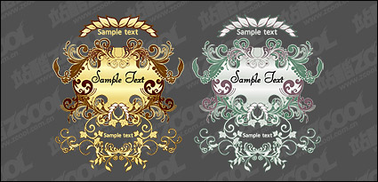 Link toEuropean-style pattern vector material