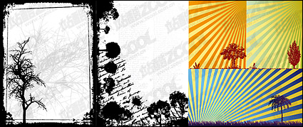 Link toTrees vector-related material