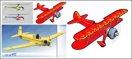 Link toAircraft material