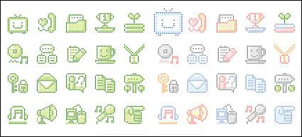 Link toSimple pixel vector graphics material-2