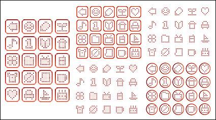 Link toSimple pixel vector graphics material-1