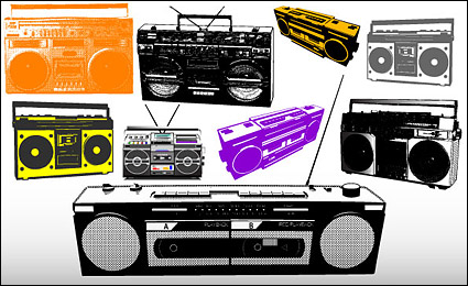 Link toVariety of radio vector material