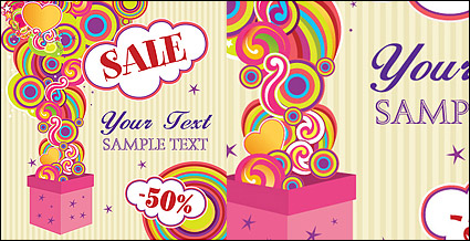 Link toDiscount sales trend vector material-3