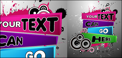 Link toTrend of color design vector material