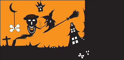 Link toHalloween ghost vector material