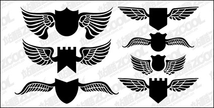 Link toVector wings shield material