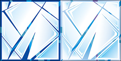 Link toVector glass cracked material