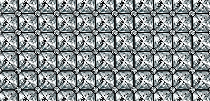 Link toVector diamond tile background material