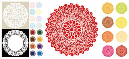 Link toClassical circular pattern vector material