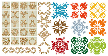 Link toVariety of practical material classical pattern vector