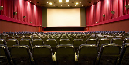 No one in the cinema picture material-4