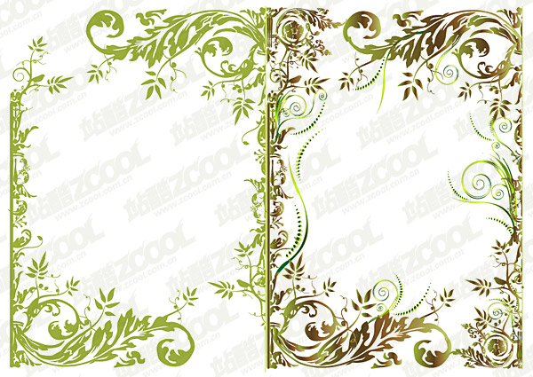 Including preview keyword vector lace border european style