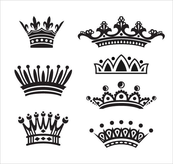 Crown Vector Material Download Free Vector Psd Flash Jpg