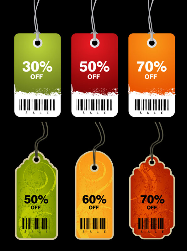 Sale Vector Png Sale Tag Vector Material