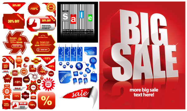 Sale Vector Png Sales Poster Icon Vector