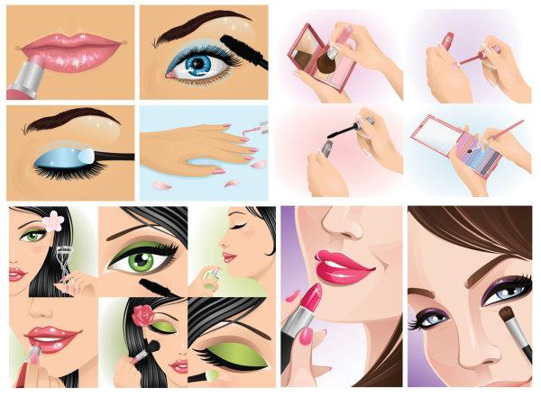 Eye makeup for women over 60