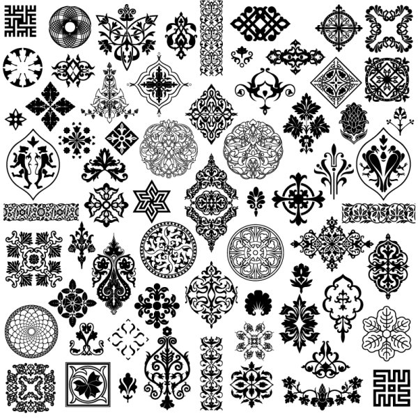 Ancient Chinese Patterns and Designs
