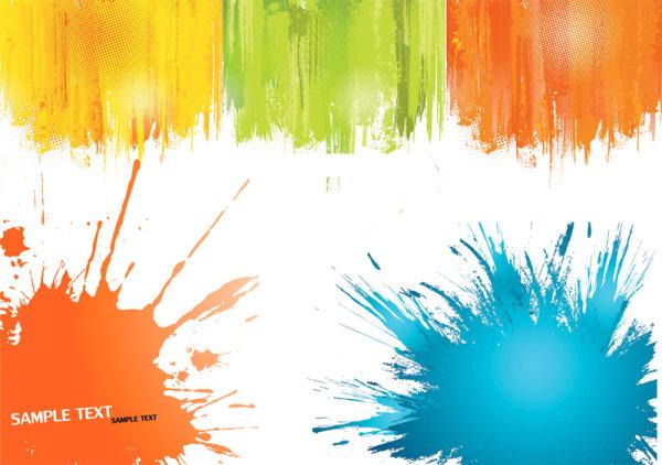 Paint Ink Vector Download Free Vector Psd Flash Jpg