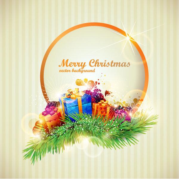 Christmas Gifts Vector Png Gift vector pn Christmas