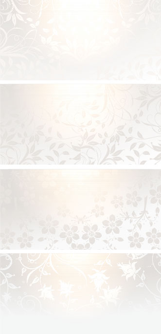 The gradient pattern banner-Vector