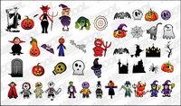 Halloween Vectores