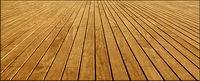 Holzfußböden Material Bild