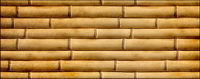 Getrocknete Bambus Hintergrund des Bildes Material