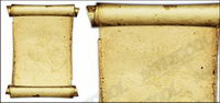 Nost¨¢lgica imagen de papel de material-1