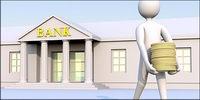 3D a los bancos a pasar el dinero de la imagen poco material
